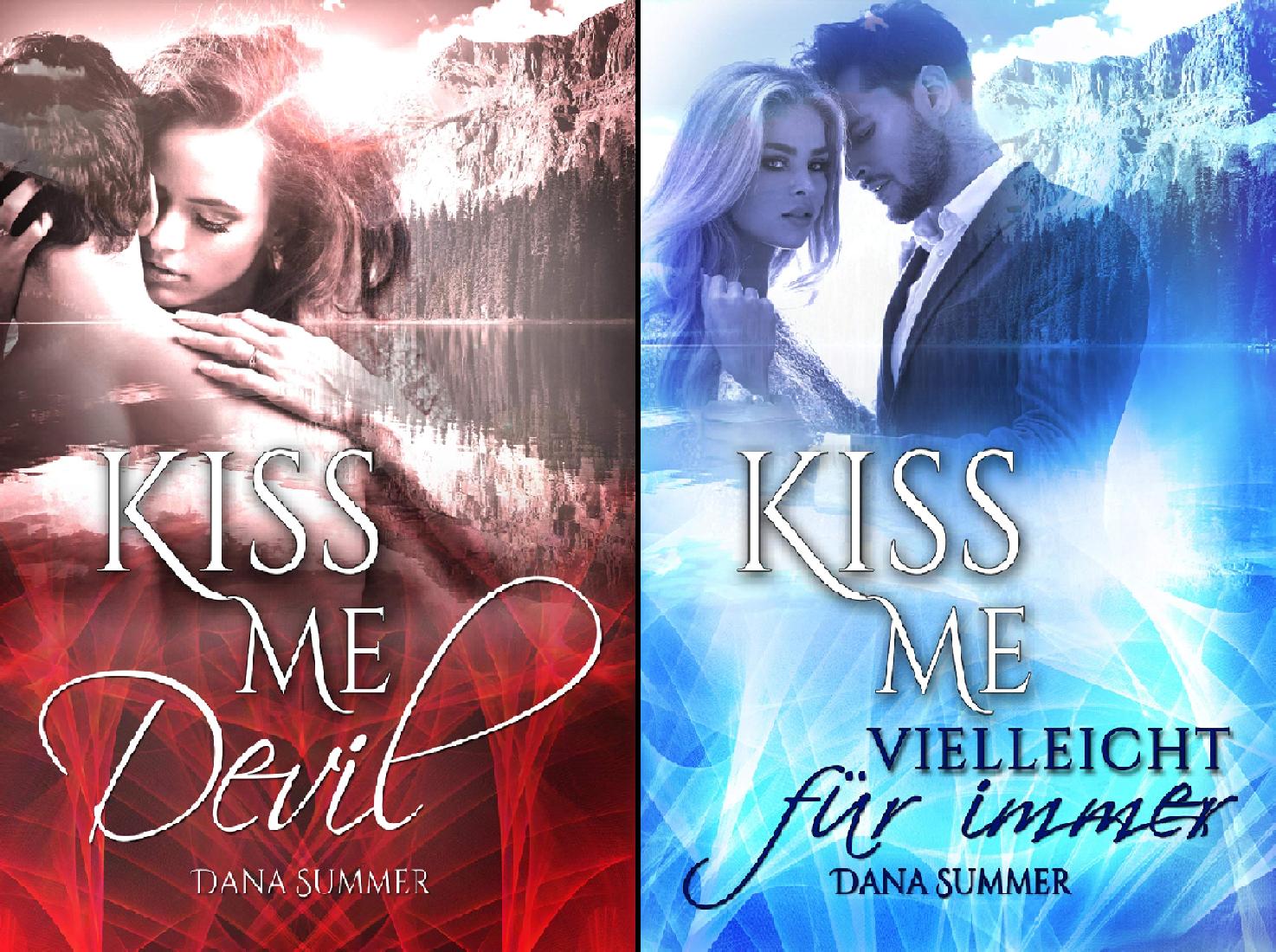 Kiss me (Reihe in 2 Bänden)