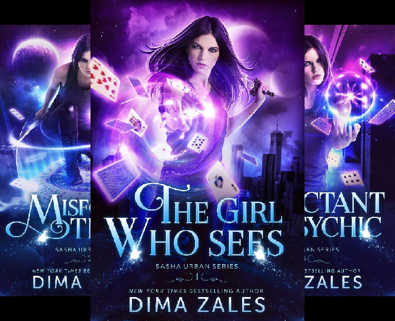 Sasha Urban Series (6 Book Series)