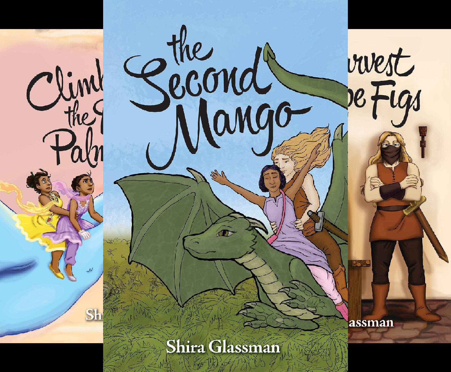 Mangoverse (5 Book Series)