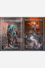 The Watcher and the Sentinel (2 Book Series) Kindle Edition