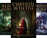 Half-Wizard Thordric (3 Book Series)