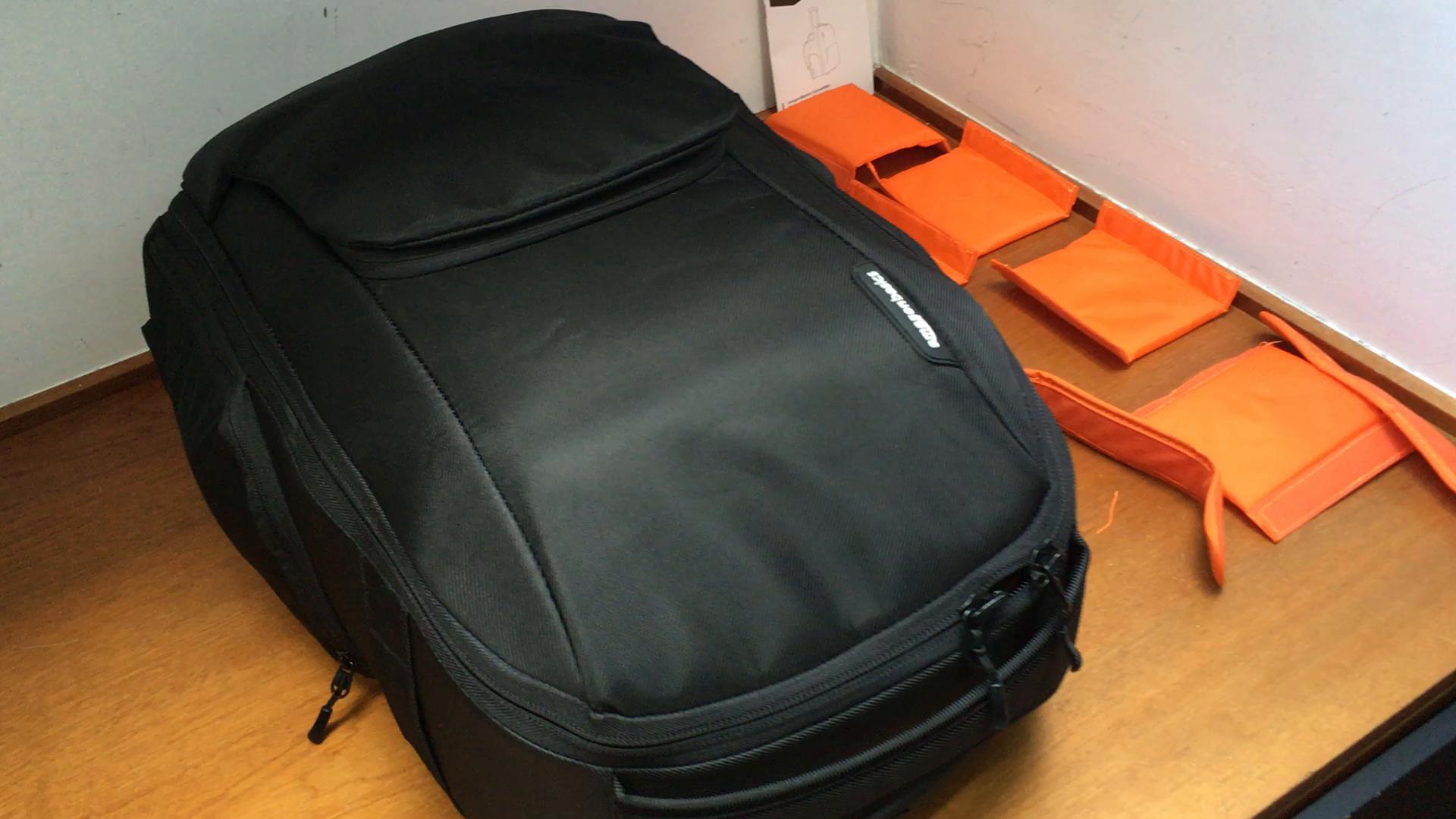 6e414332462 Amazon.es Opiniones de clientes  AmazonBasics - Mochila convertible ...