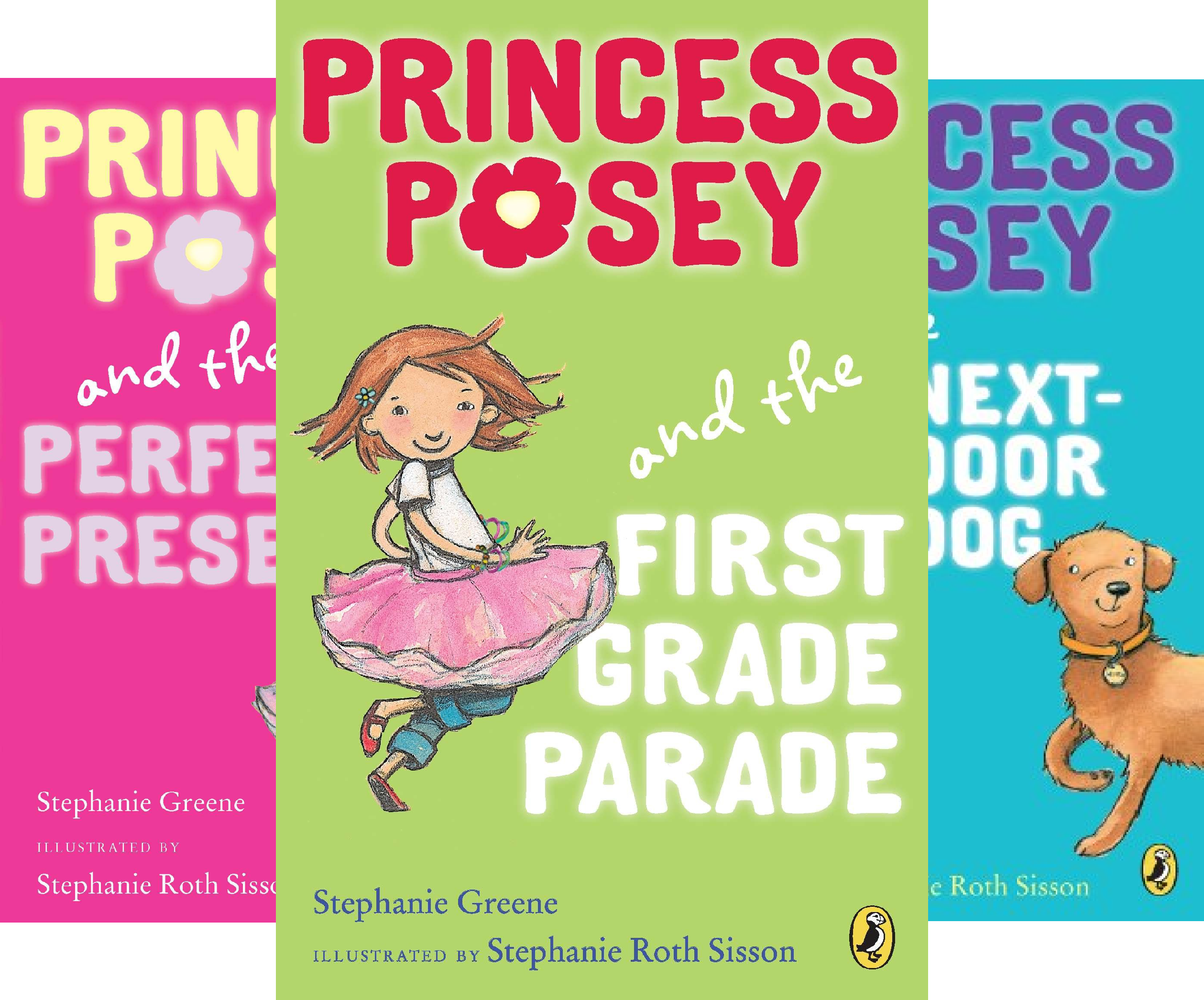 Princess Posey, First Grader (12 Book Series)