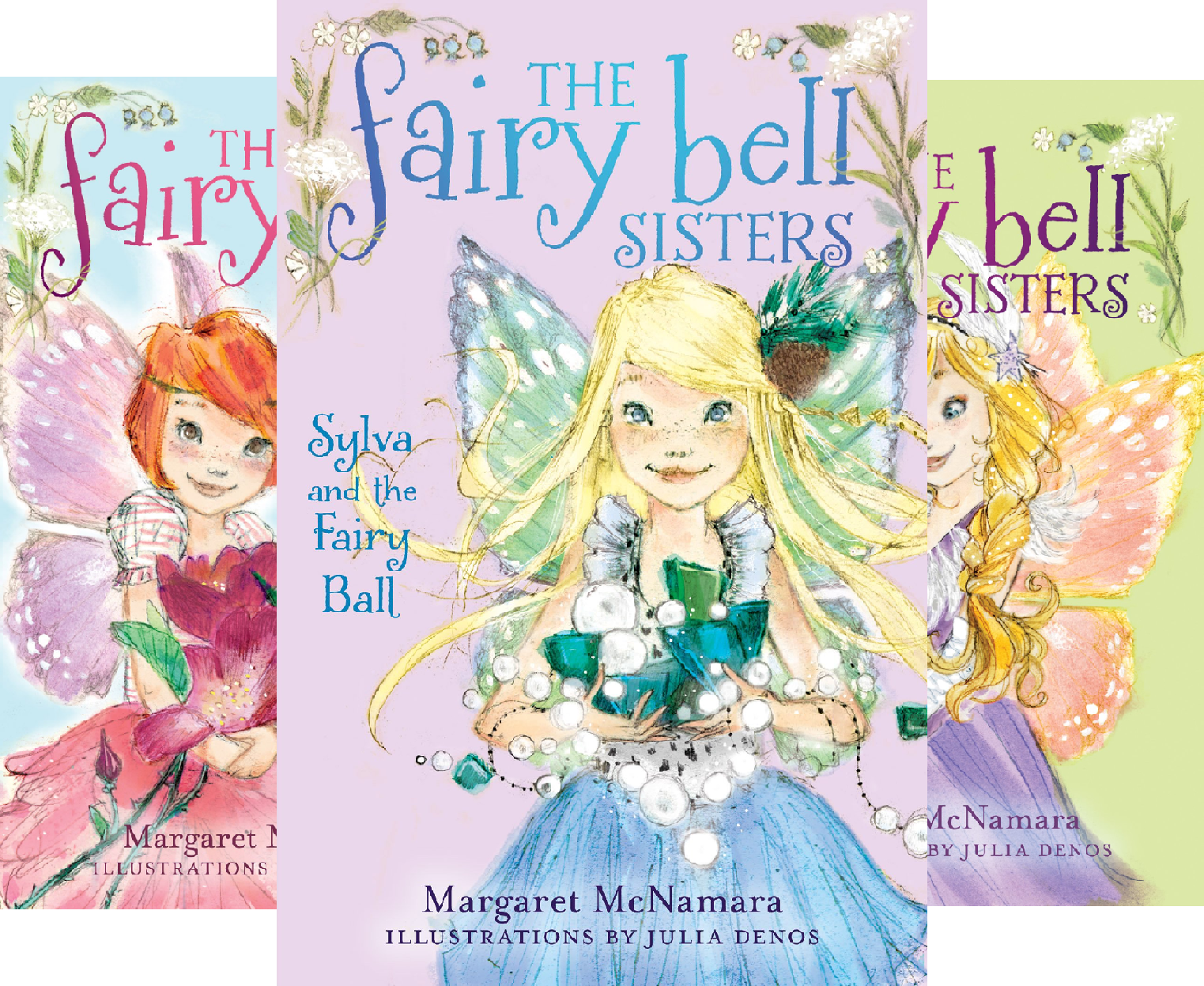 The Fairy Bell Sisters series (6 Book (Christmas Gnome Costume)