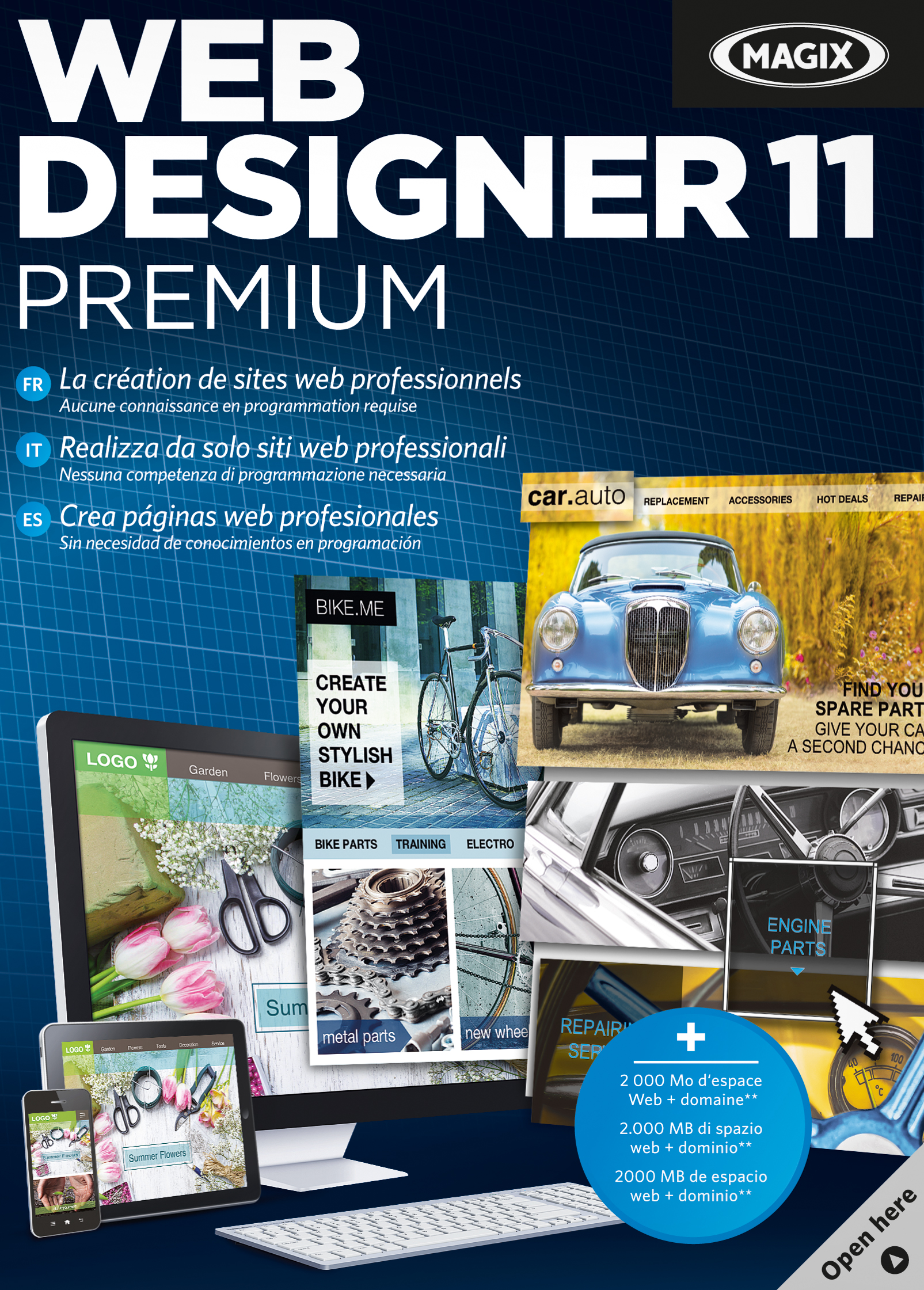 Premium web site der beste preis amazon in savemoney magix web designer 11 premium tlchargement fandeluxe