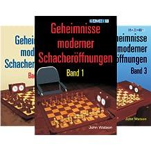 Geheimnisse moderner Schacheröffnungen (Reihe in 4 Bänden)
