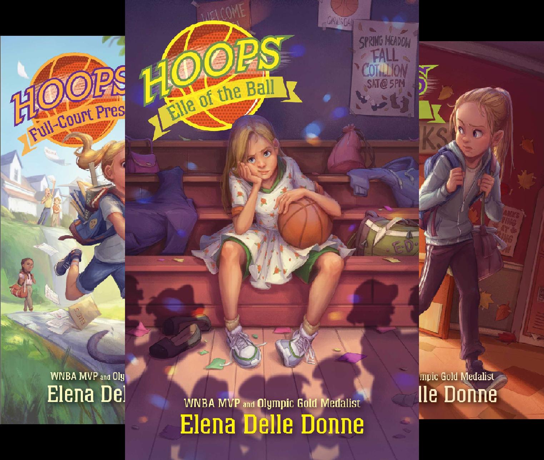 Hoops (4 Book Series)