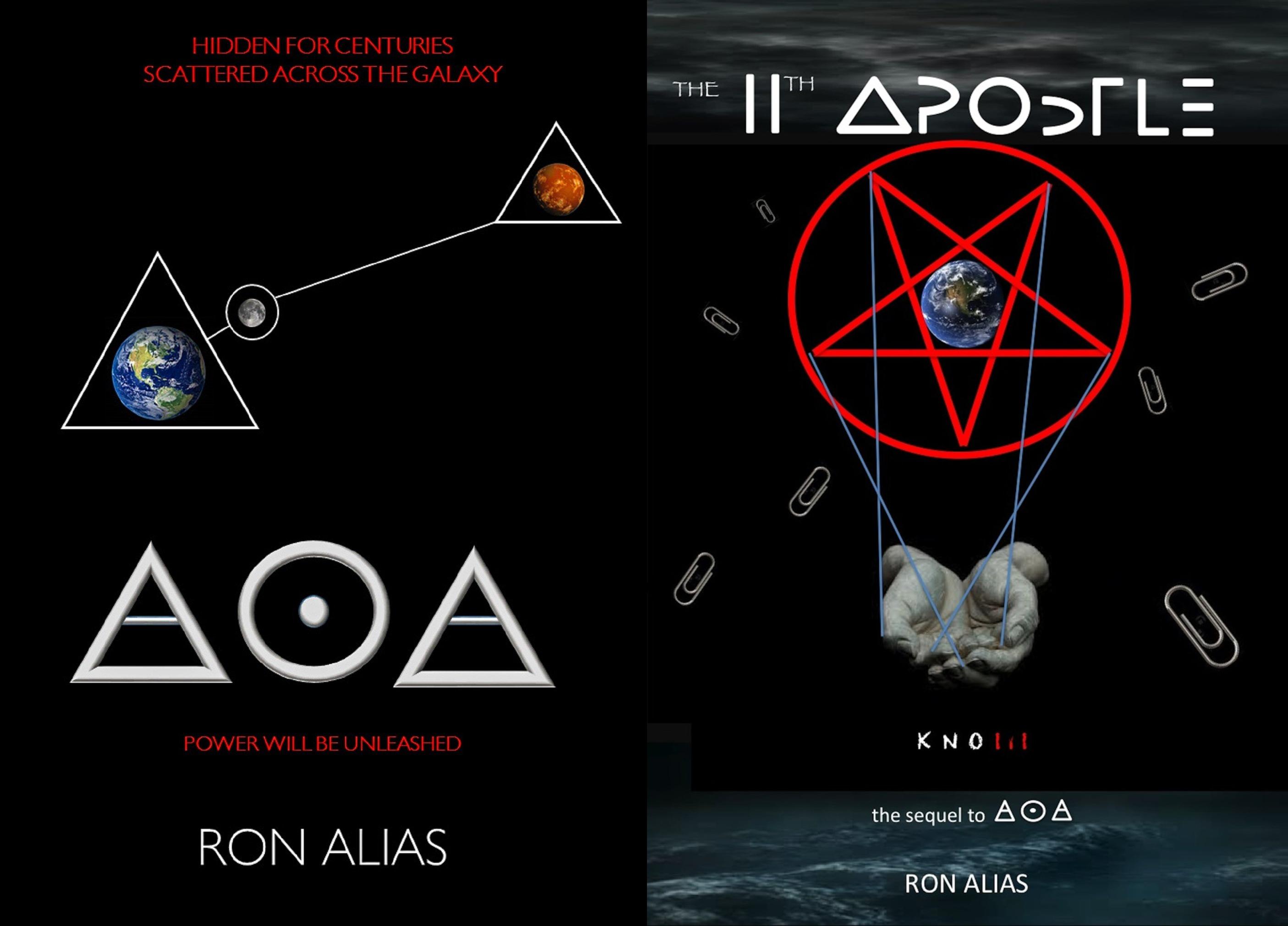 AOA (2 Book Series)