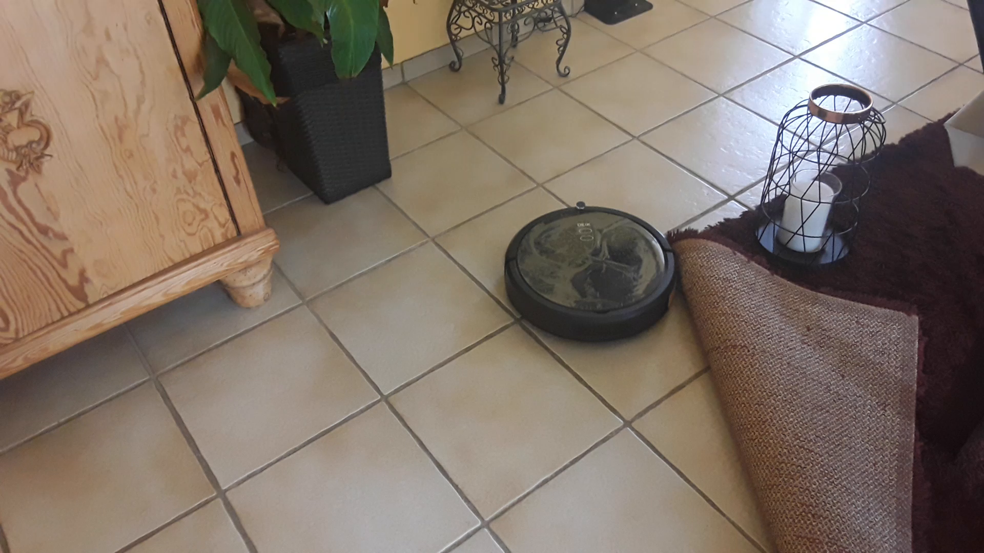 Quietschender Fußbodenbelag ~ Amazon.de:kundenrezensionen: deik saugroboter leistungsstarker