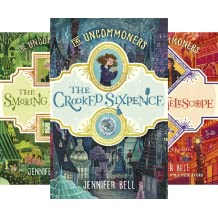 THE UNCOMMONERS (3 Book Series)