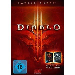Diablo III: Battle Chest [PC Code – Battle.net] [PC/Mac Code]