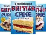 Traditional British Recipes (4 Book Series)