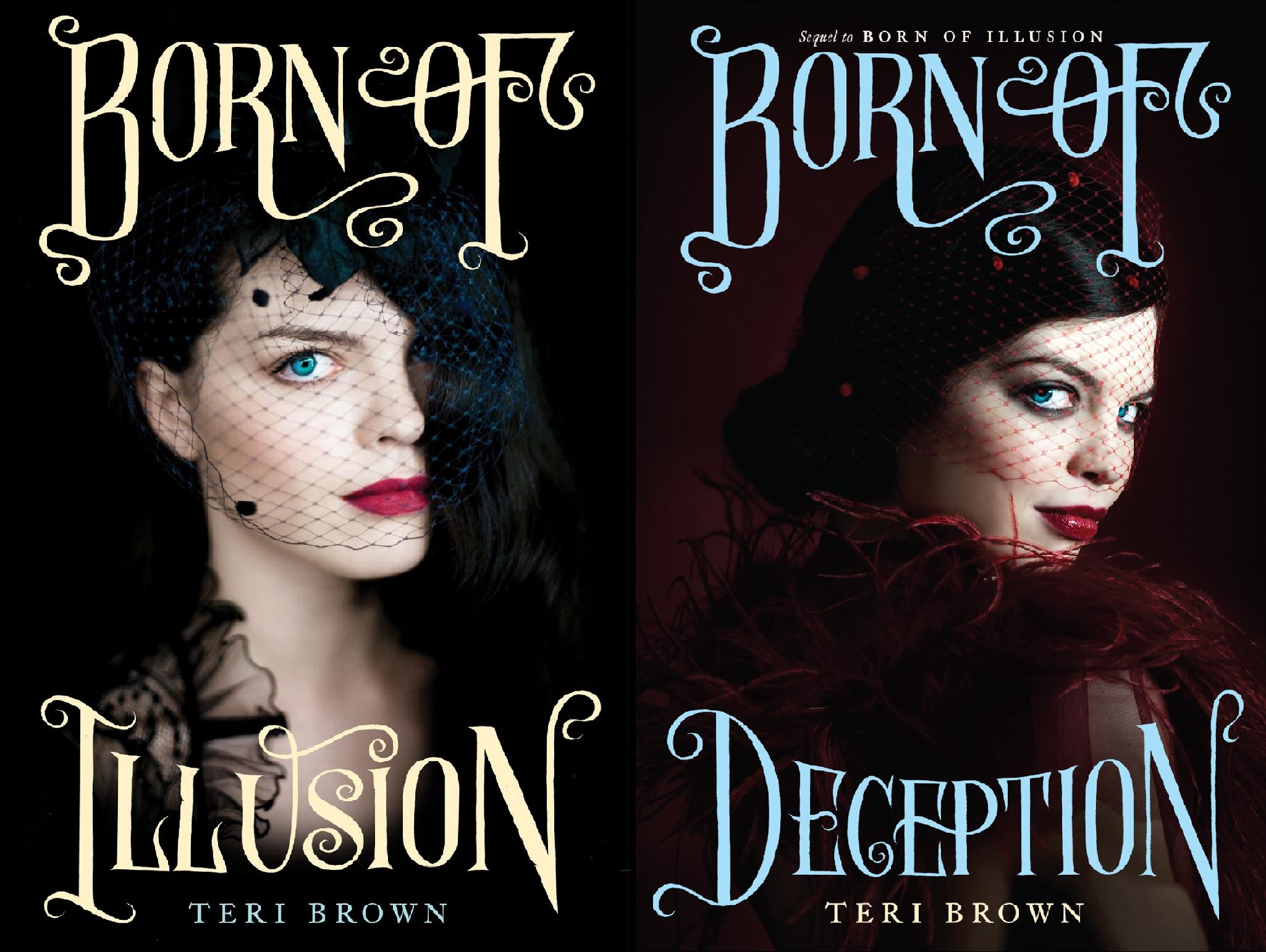 Born of Illusion (2 Book Series)