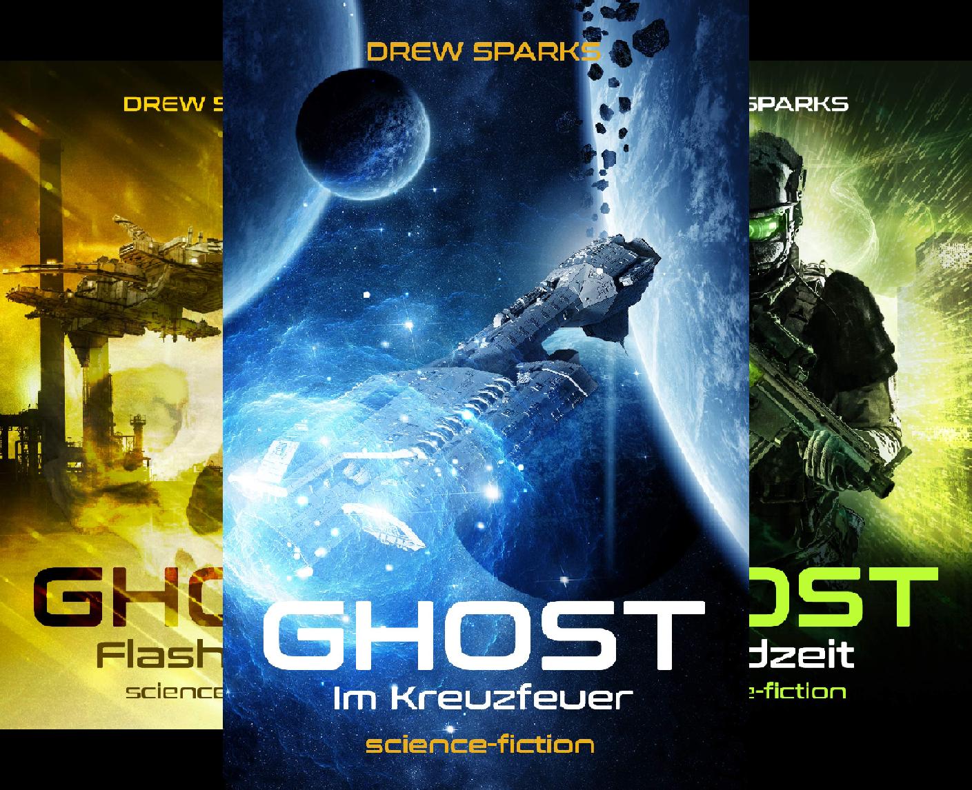 Ghost (Reihe in 3 Bänden)