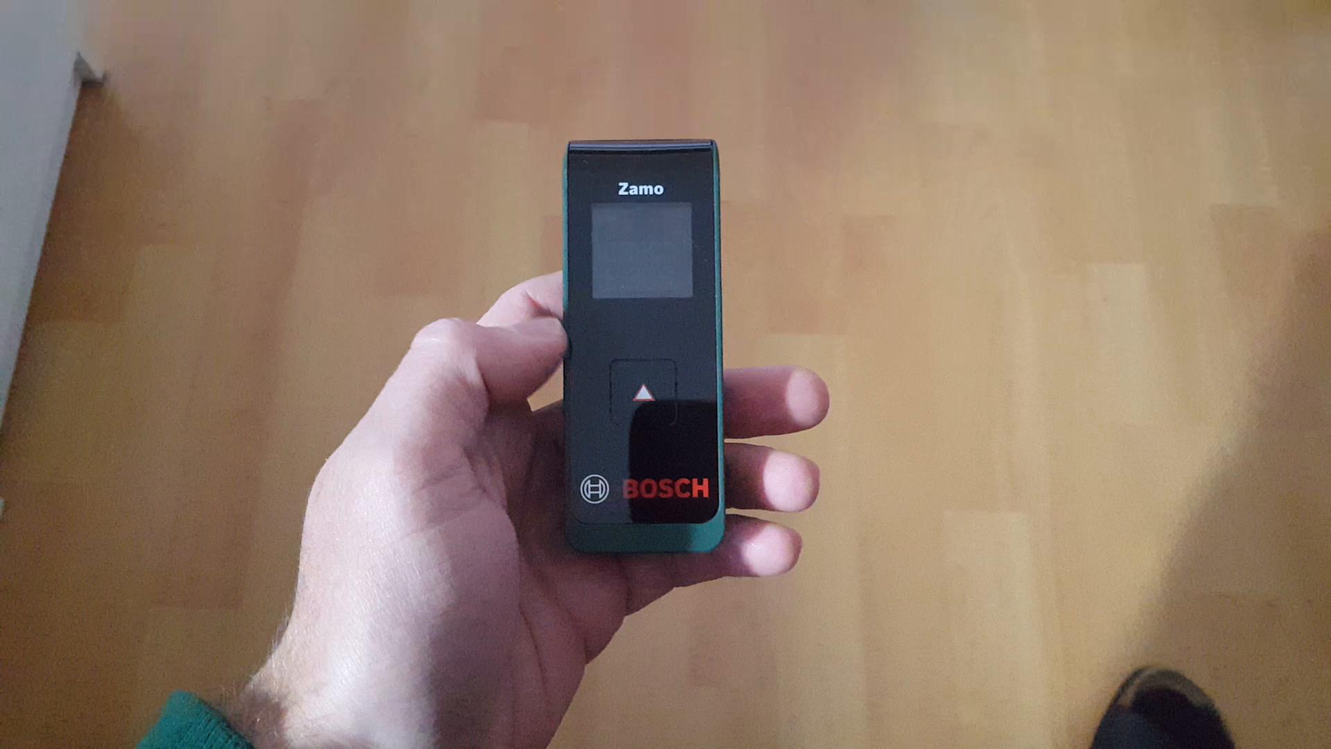 Bosch Laser Entfernungsmesser Zamo Ii : Bosch diy digitaler laser entfernungsmesser zamo: