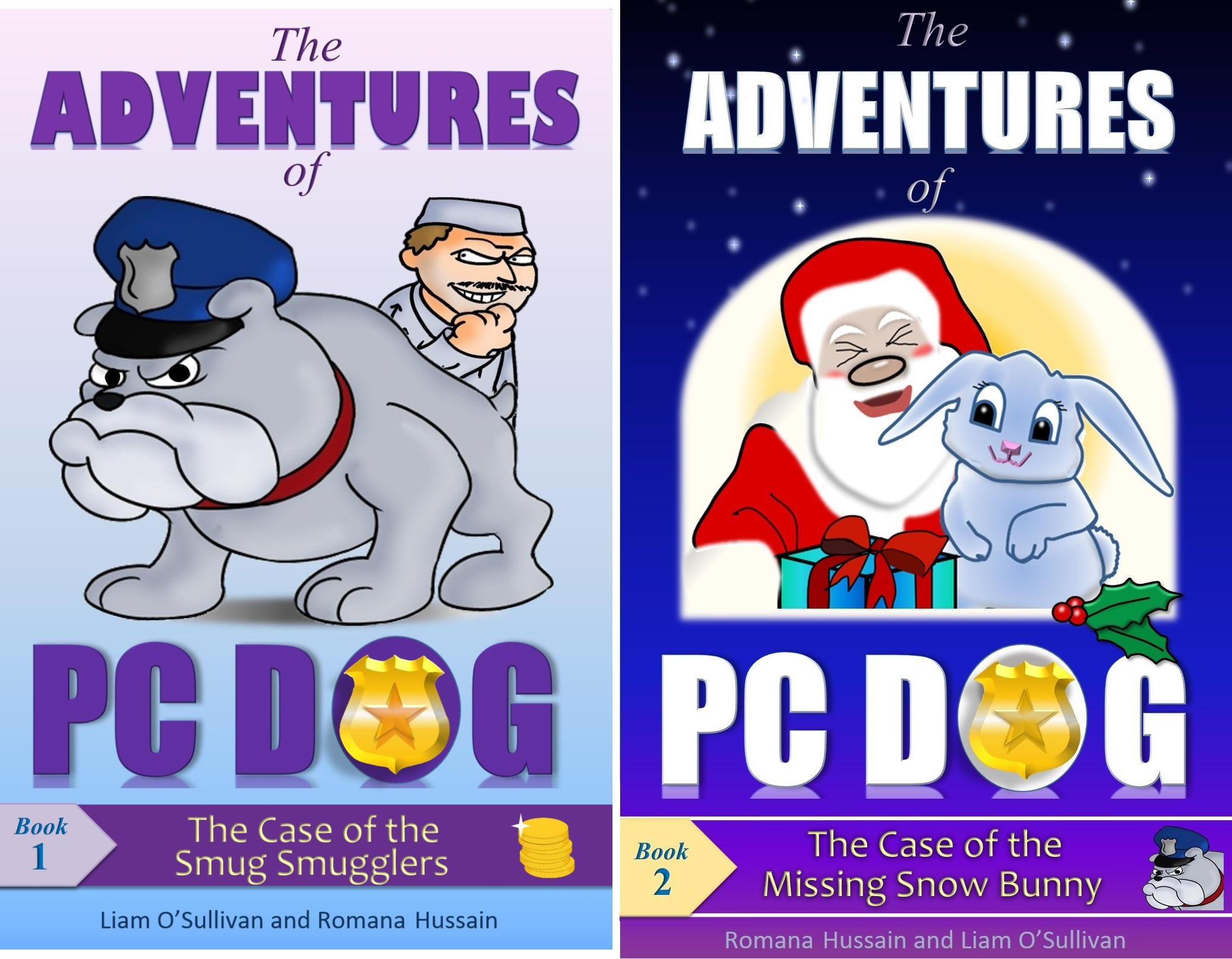 The Adventures of PC Dog