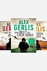 Spy Masters (4 Book Series) Kindle Edition