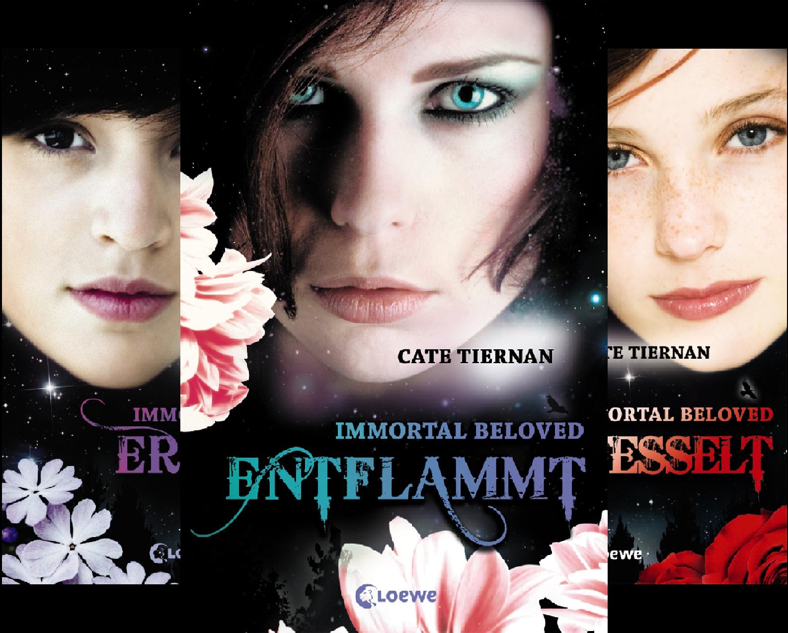 Immortal Beloved (Reihe in 3 Bänden)