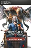 The Witcher 3: Wild Hunt - Blood and Wine [PC Game Code]