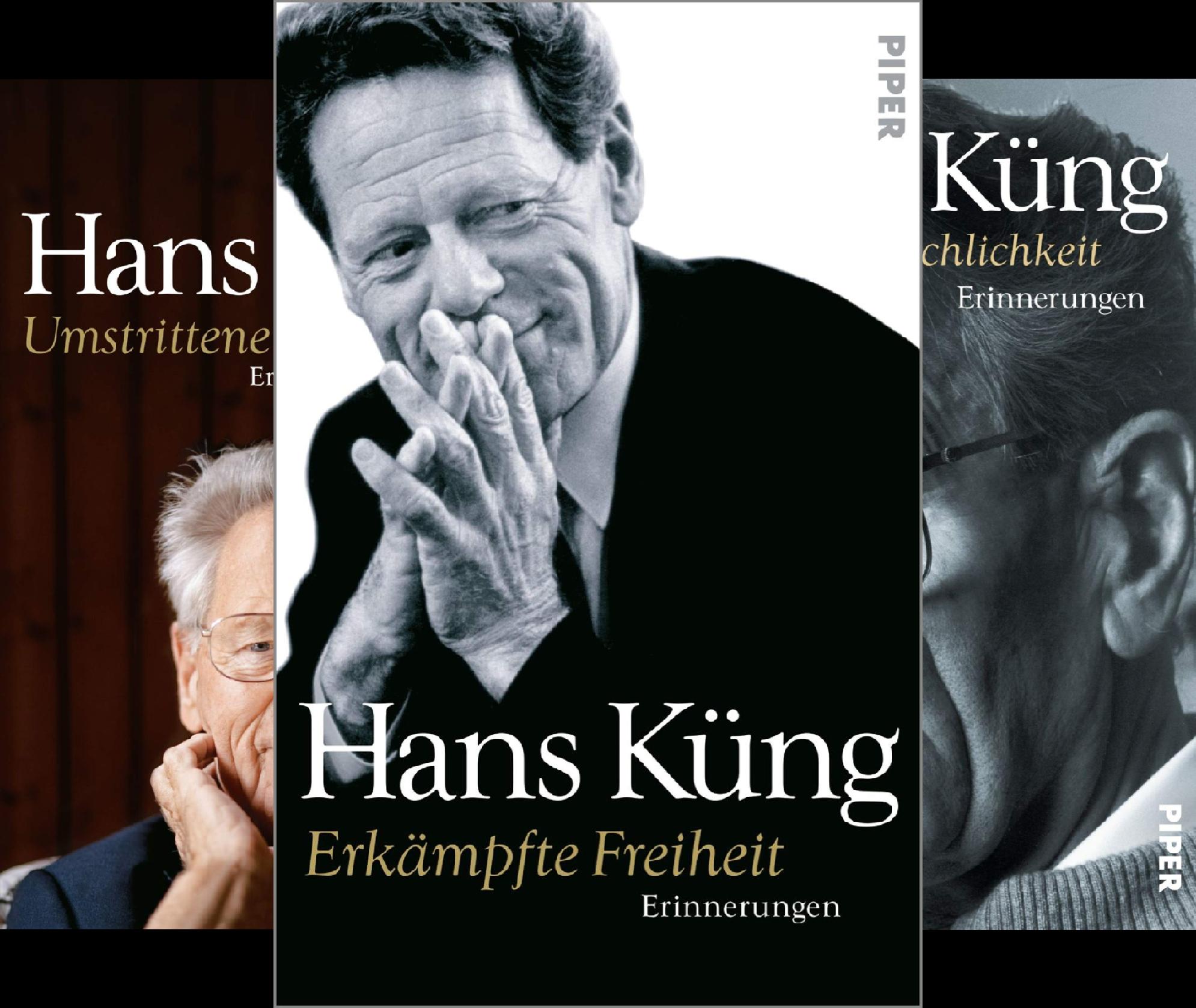 Küngs Memoiren (Reihe in 3 Bänden)