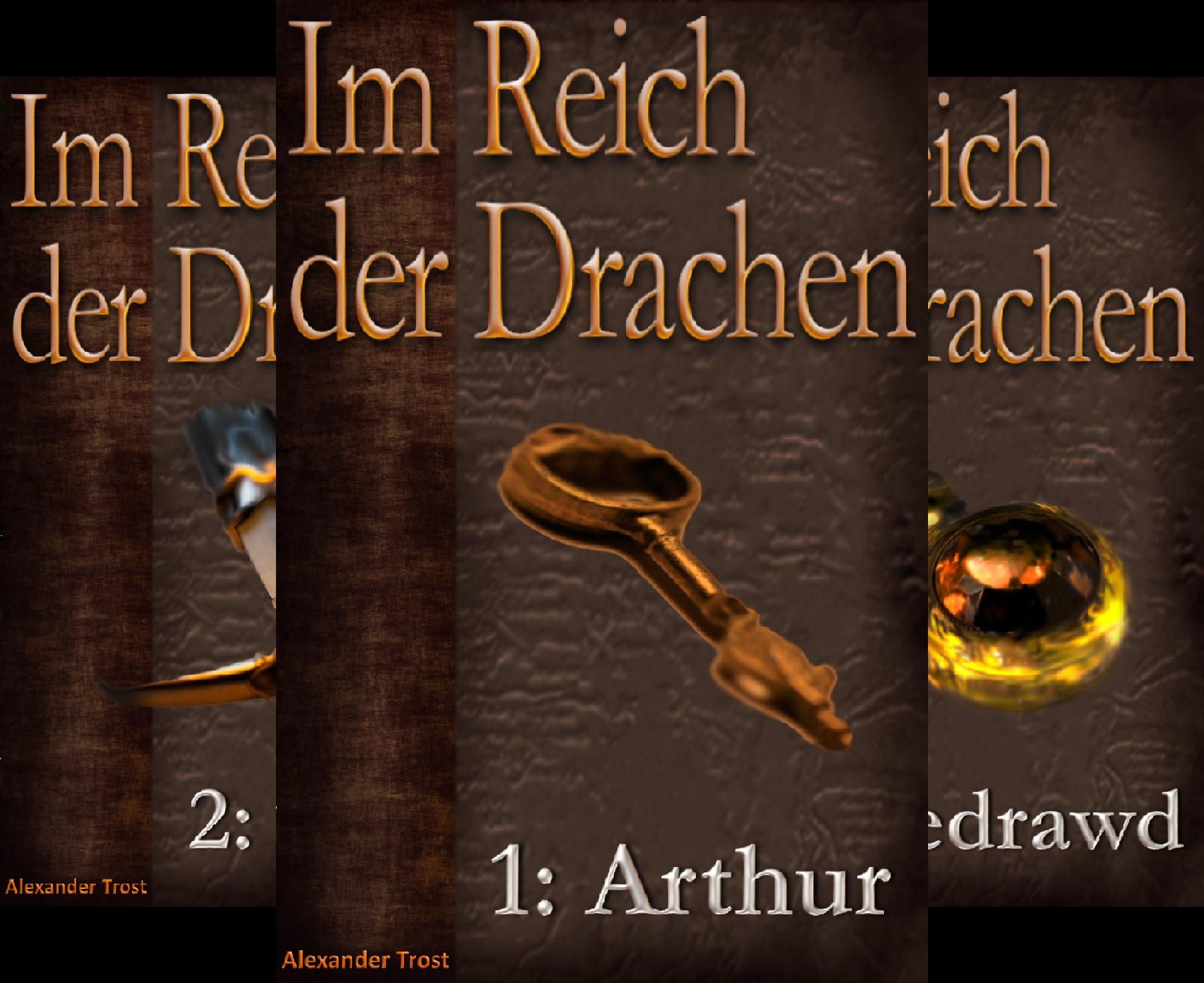 Im Reich der Drachen (Reihe in 6 Bänden)