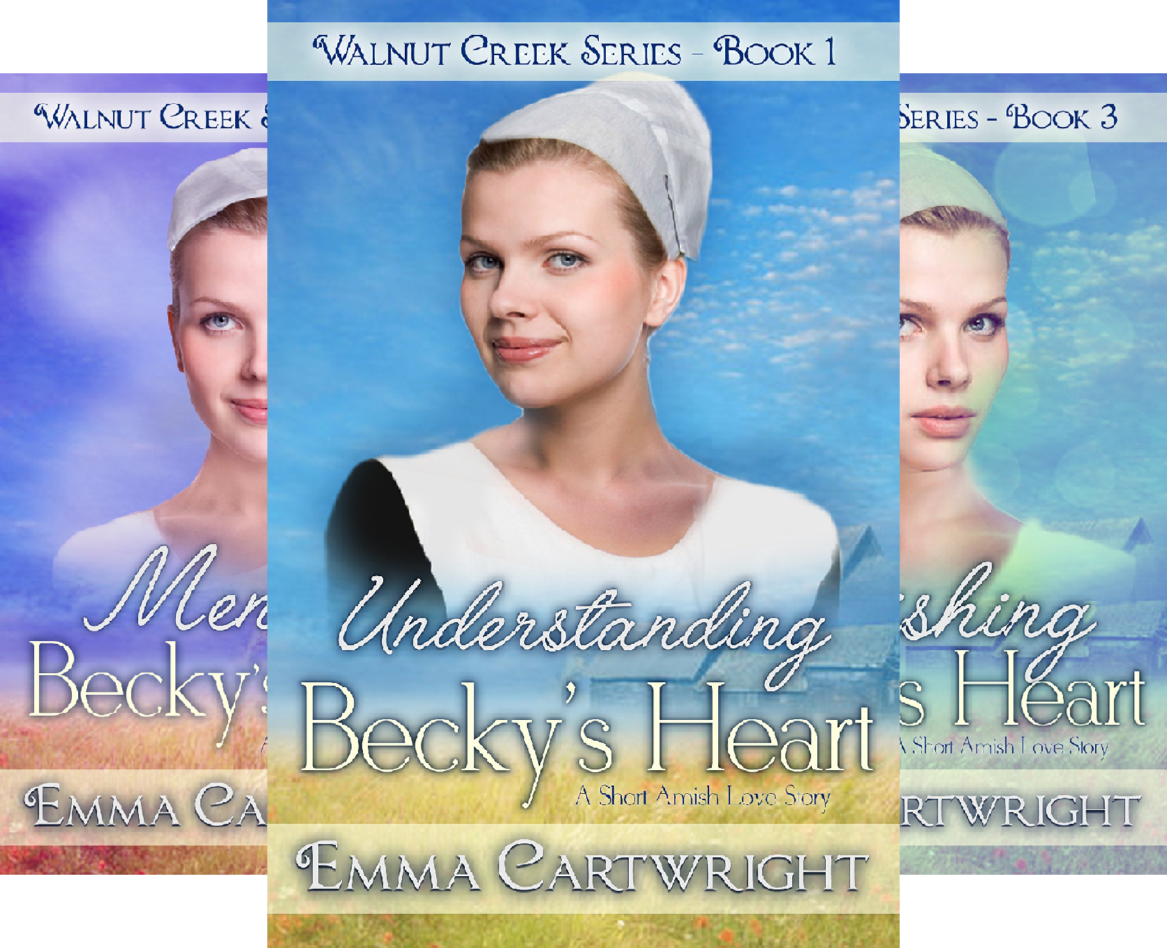 Walnut Creek Series (3 Book Series)