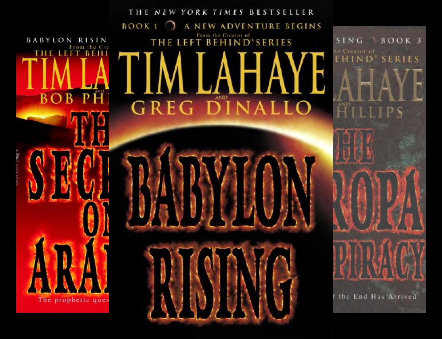 Babylon Rising (4 Book Series)