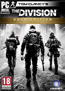 Tom Clancy's The Division - Gold Edition [Code Jeu PC - Uplay] (B01N76E1JB)   Amazon price tracker / tracking, Amazon price history charts, Amazon price watches, Amazon price drop alerts