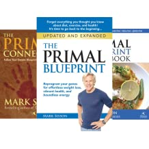 A collection of five hardcover Primal Blueprint books (5 Book Series)