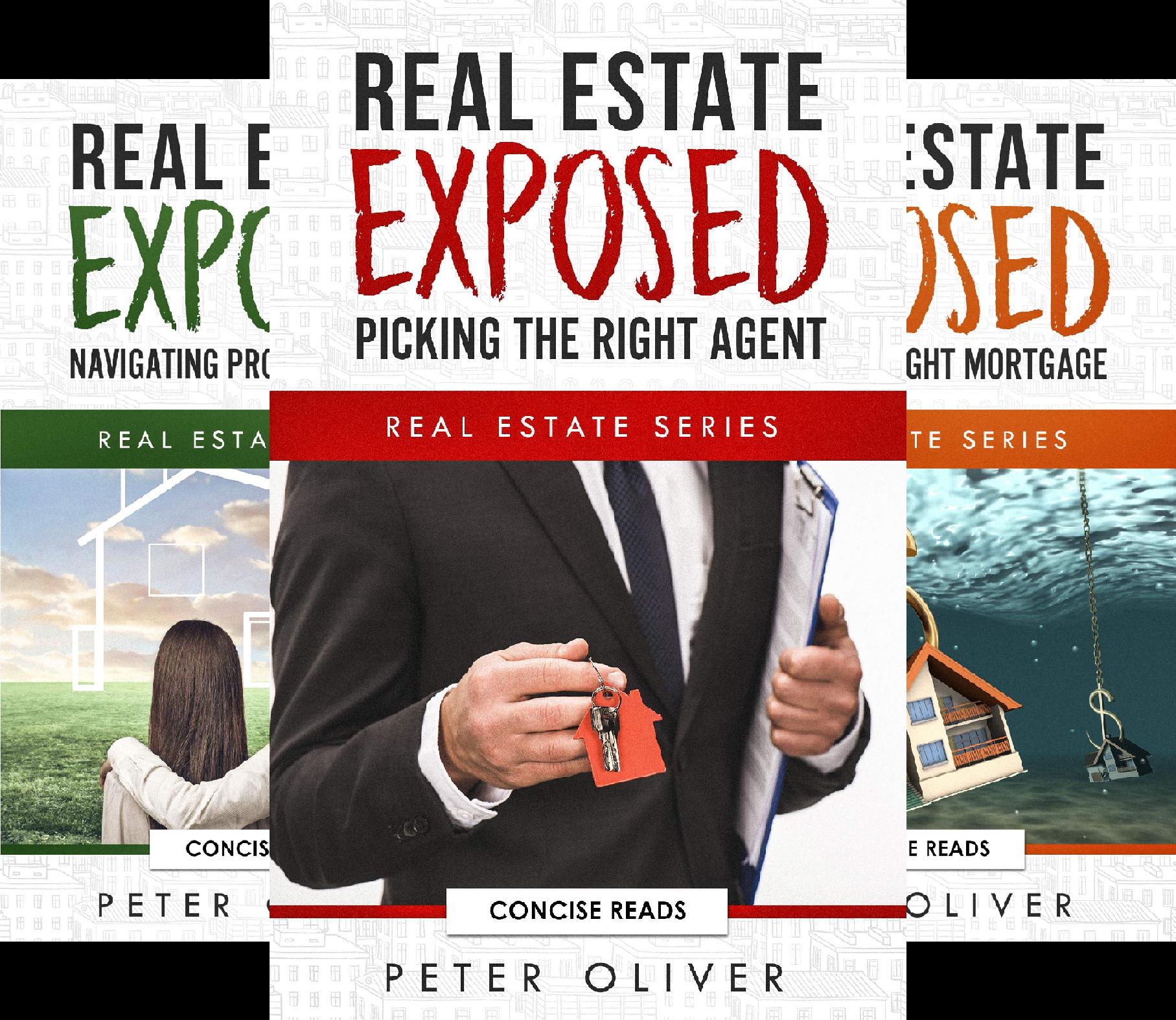 REAL ESTATE (5 Book Series)