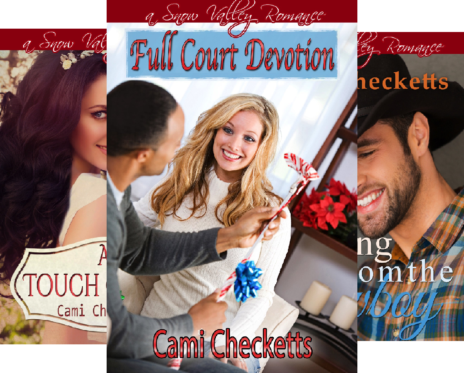 Cami's Snow Valley Romance (6 Book Series)