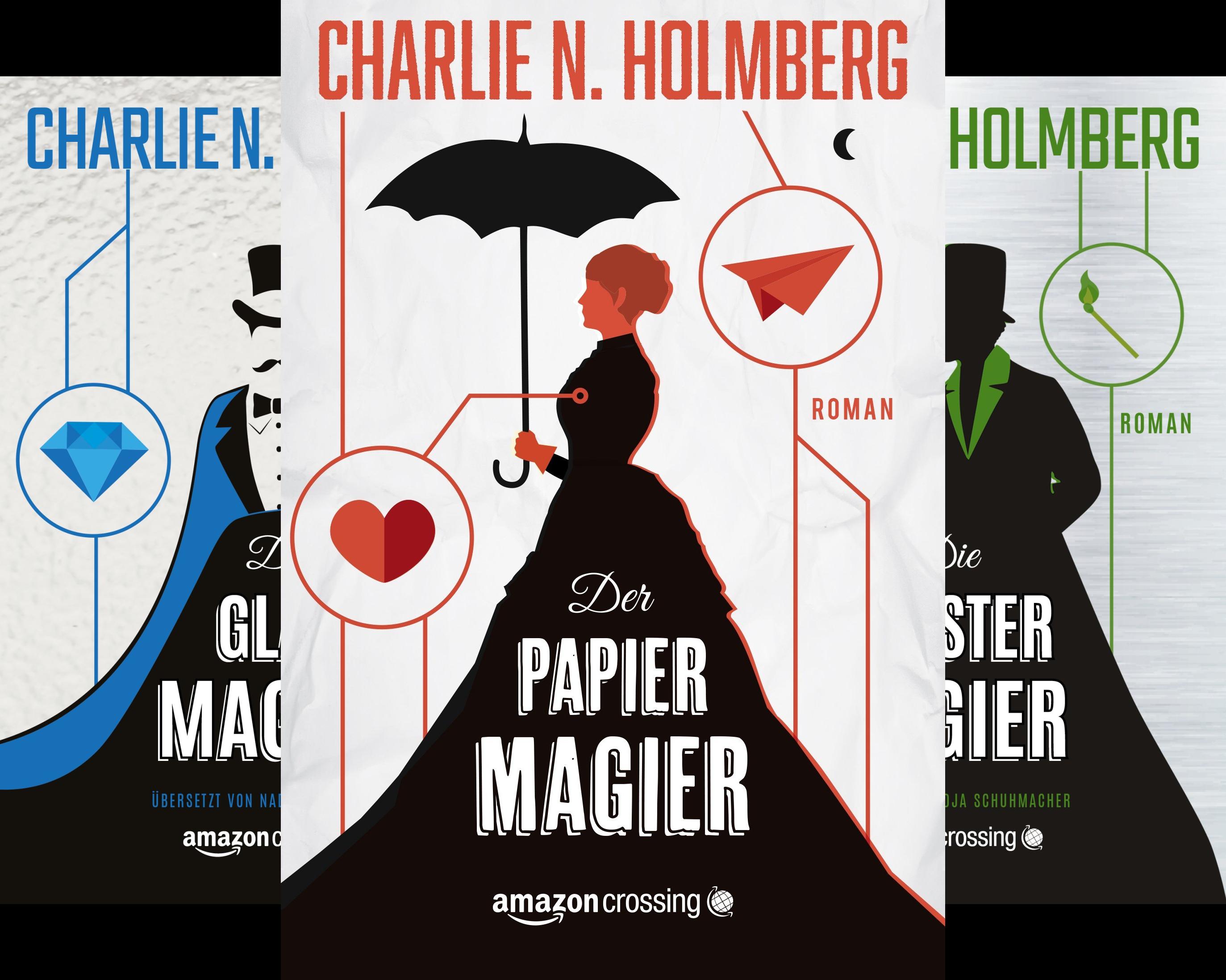 Papiermagier (Reihe in 3 Bänden)