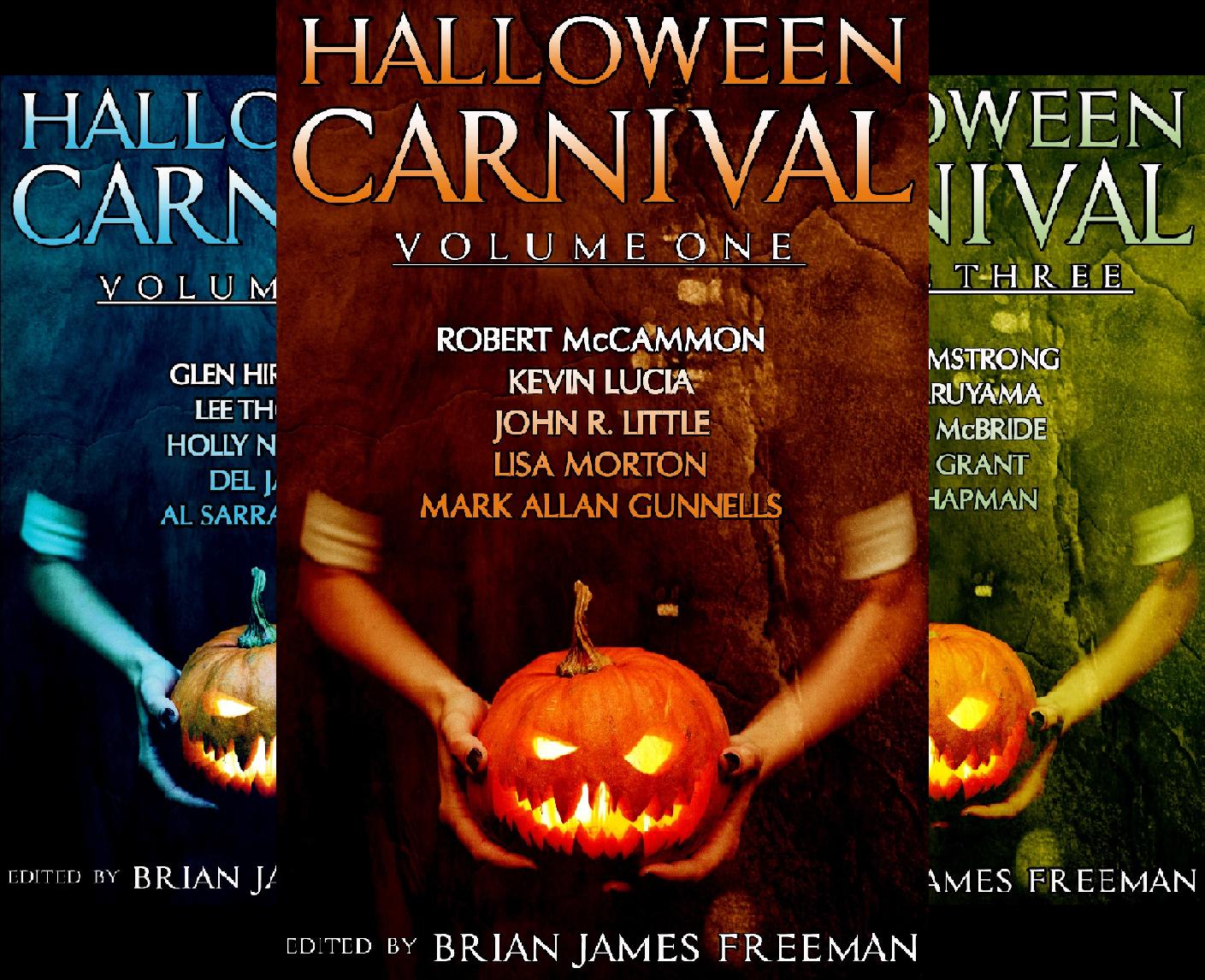 Halloween Carnival (5 Book Series) (Morton Lisa Halloween)