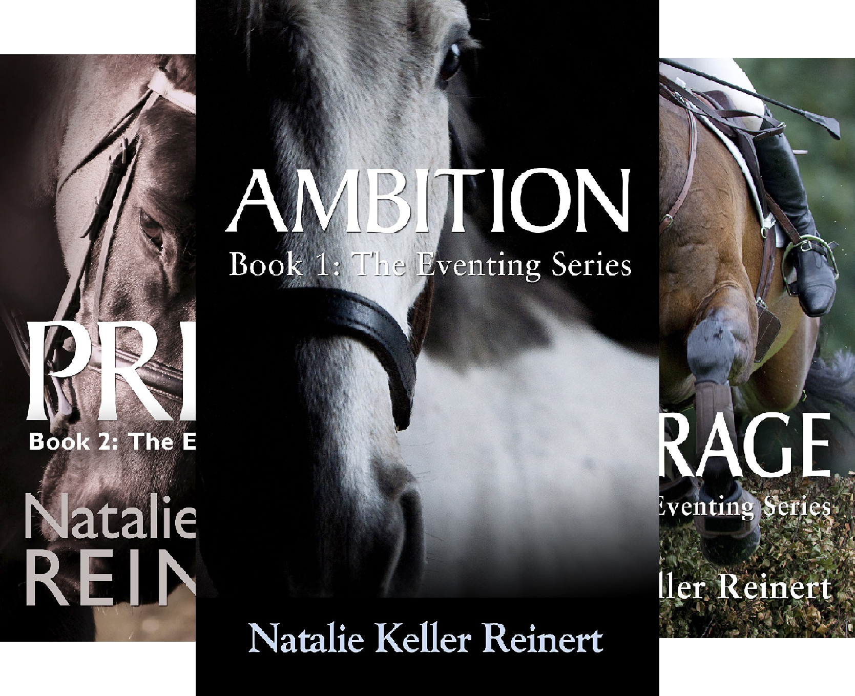 The Eventing Series (5 Book Series)