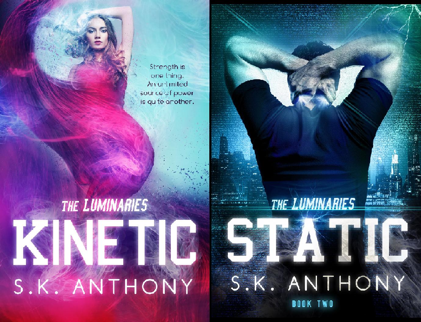The Luminaries (2 Book Series)
