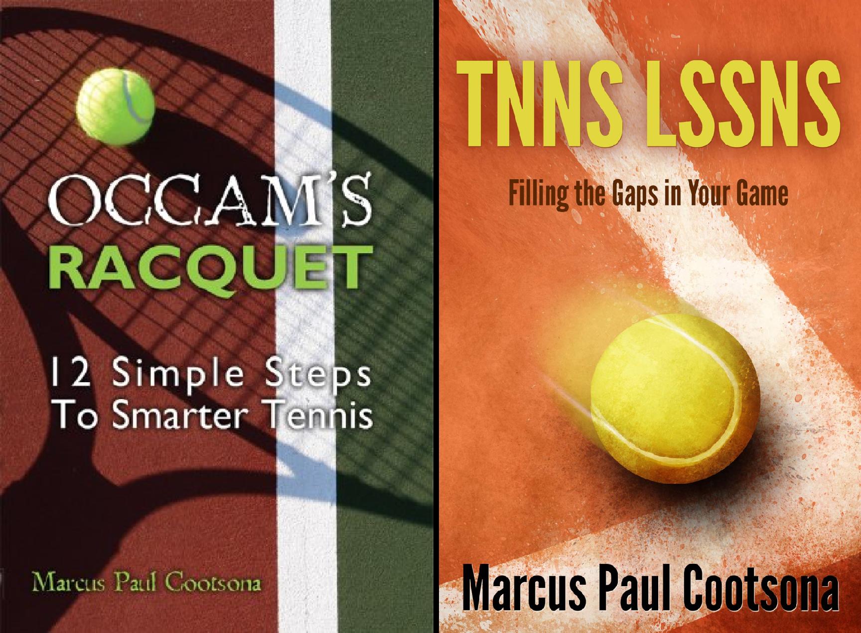 Simpler, Smarter Tennis (2 Book Series)