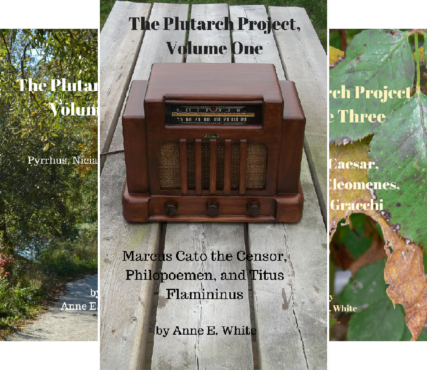 The Plutarch Project (5 Book Series)