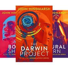 The Annihilation Series (3 Book Series)