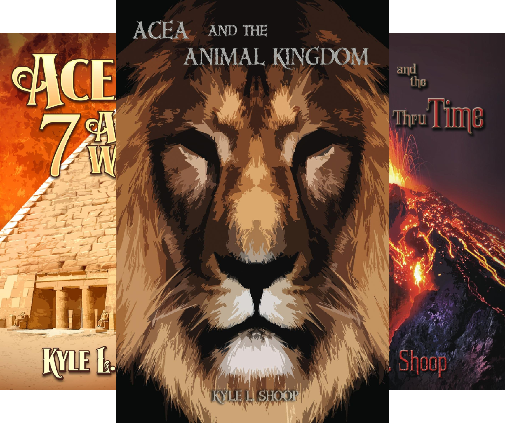 Acea Bishop (3 Book Series)