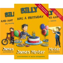 Billy Growing Up (8 Book Series)