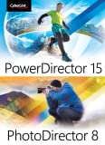 CyberLink PhotoDirector 8 & PowerDirector 15 Ultra Duo [Download]