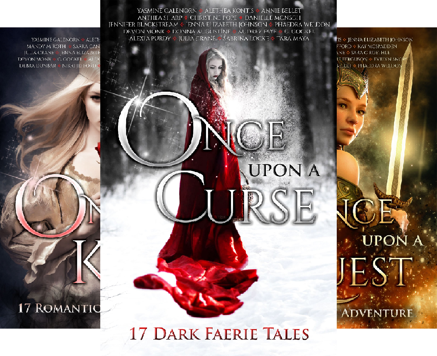 Once Upon Series (4 Book Series)