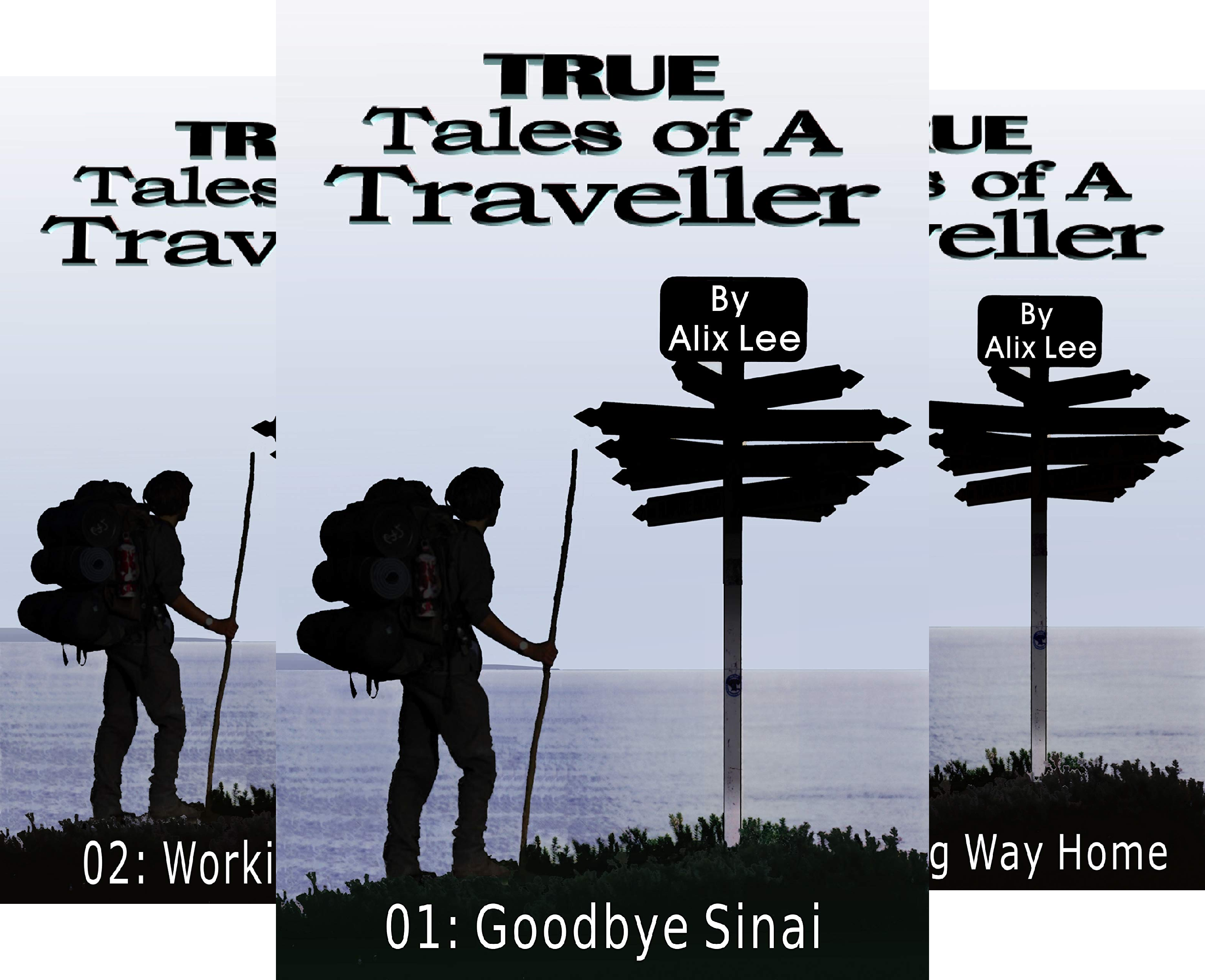 True Tales of a Traveller (4 Book Series)