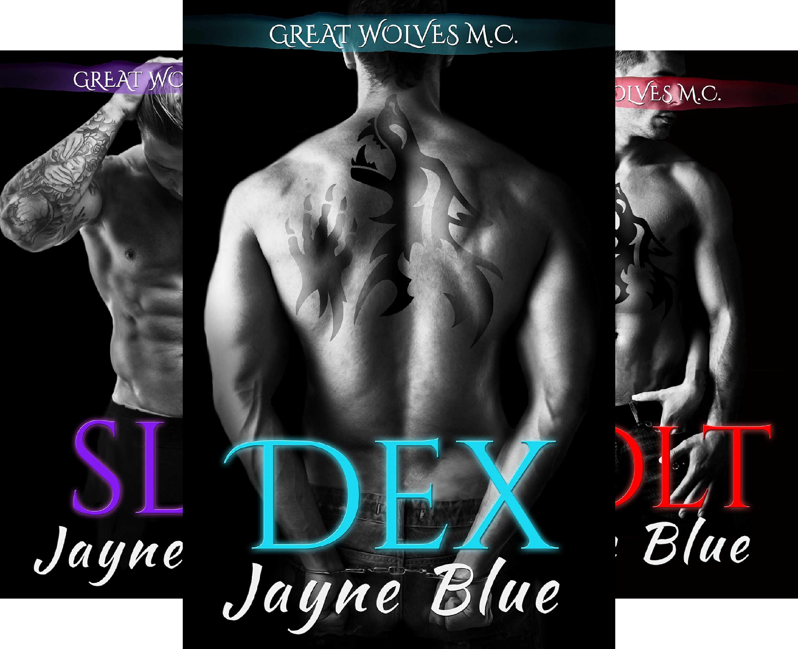 Great Wolves Motorcycle Club (16 Book Series) - 16 Club