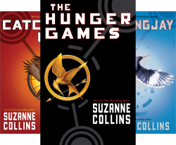 Hunger Games Trilogy 3 Book Series