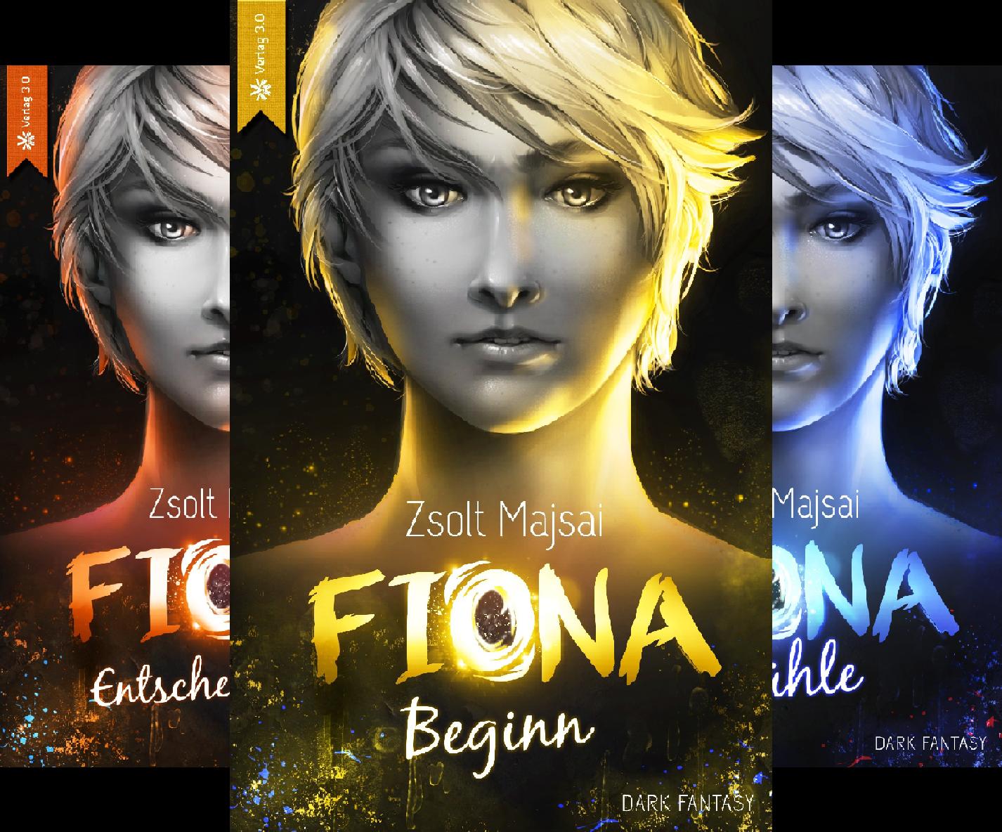 Fiona (Reihe in 9 Bänden)