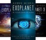 EXOPLANET (Reihe in 3 Bänden)