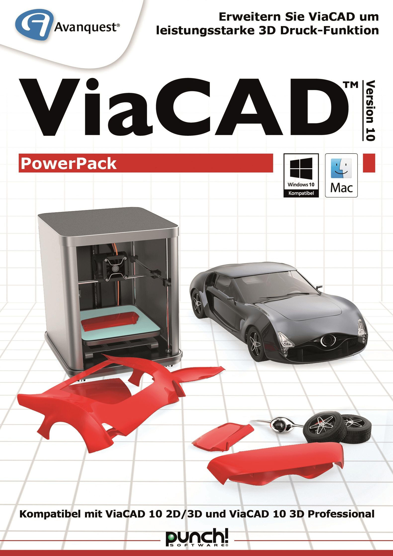 3D Druck - ViaCAD-Add-On! [Download] ()