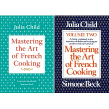 Mastering the Art of French Cooking (2 Book Series)