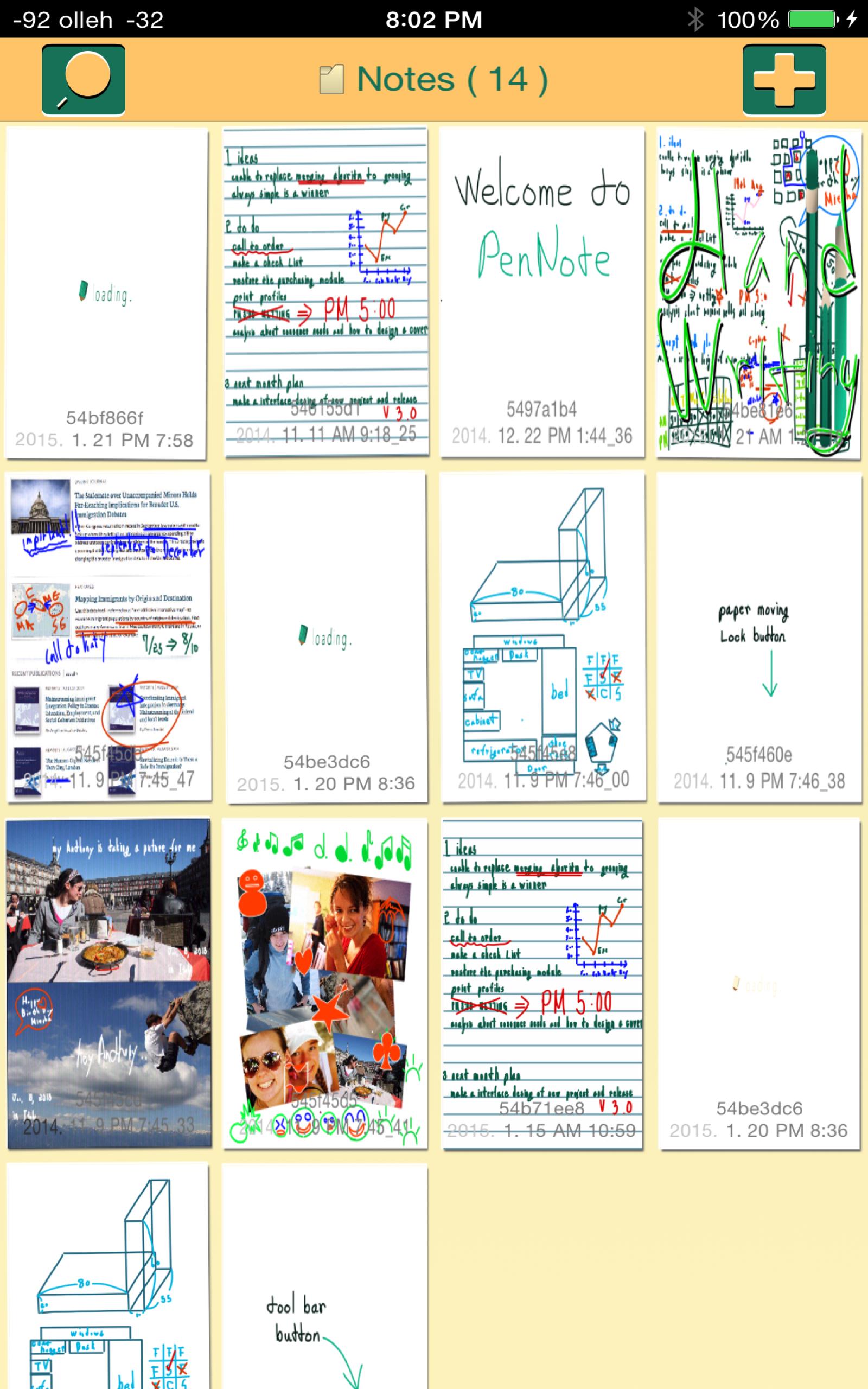 Pen Note - dessiner, écrire notes, photo, dessin mémo livre: Amazon.fr: Appstore pour Android